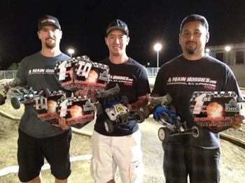3rd Annual Short Course Explosion: BMiller Racing Sweeps Expert Buggy Classes