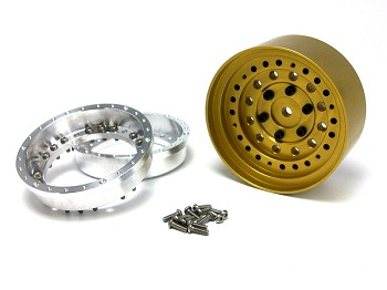 Gear Head RC 1.9 ENK EZ-Loc Wheels