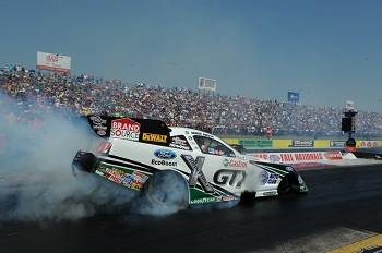 Traxxas And John Force Racing Accelerate Further Into The NHRA Championship Chase