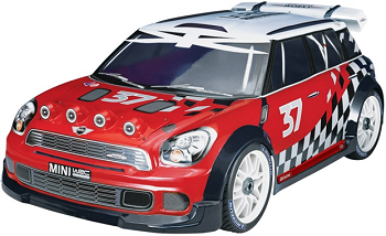 Thunder Tiger RTR ER-4 Mini Cooper Countryman