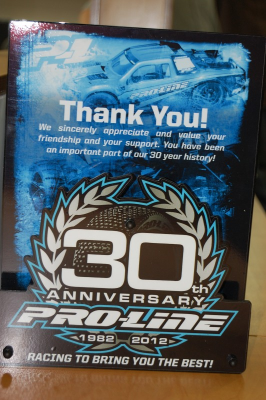 Pro-Line Celebrates Its 30th Anniversary