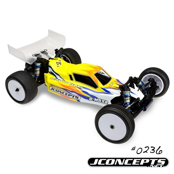 JConcepts Yokomo B-max2 Finnisher Body