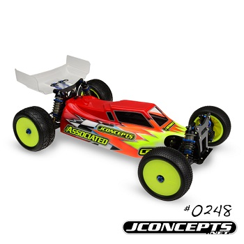 JConcepts B44.2 Finnisher Body