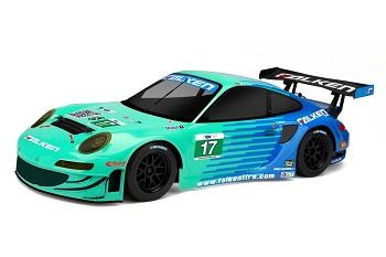 HPI RTR 2012 Falken Tire Porsche 911 GT3 RSR Sprint 2 Sport