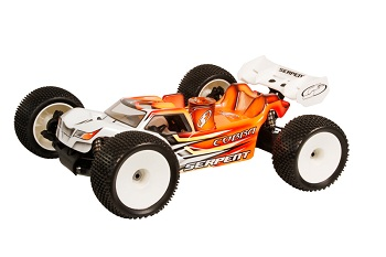 Serpent Cobra 811 TE 1/8 Nitro Truggy