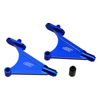 JConcepts Aluminum Rear Wing / Body Mounts For The TLR 22 & 22T Vehicles
