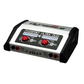 Dynamite RC Passport Duo 400W Dual AC/DC Charger