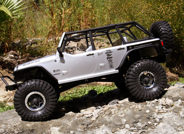 All New from Axial Racing – World Exclusive!