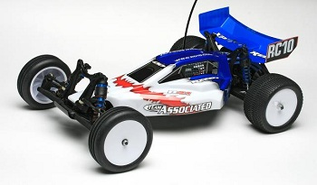 Team Associated RTR B4.1 And T4.1 LiPo Combos