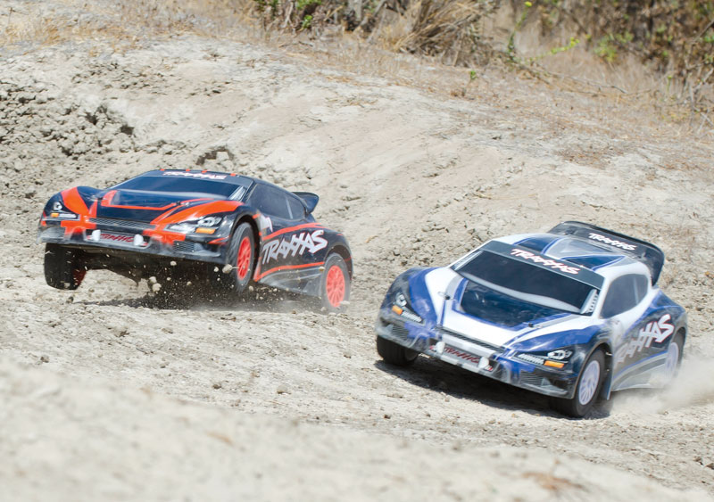 Traxxas Rally Car – World Exclusive!