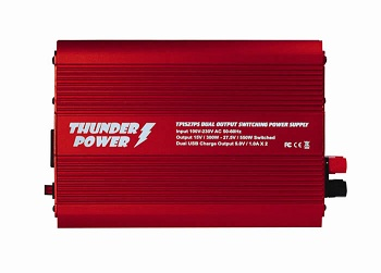 Thunder Power TP1527PS Dual Output Switching Power Supply