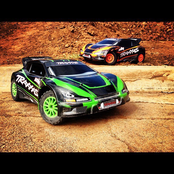 Traxxas 1/10 Rally- RC Car Action Magazine Sneak Peek-First Drive