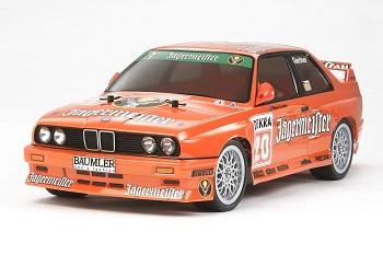 Tamiya BMW M3 Sport Evo Jägermeister (TT-01 Type-E)