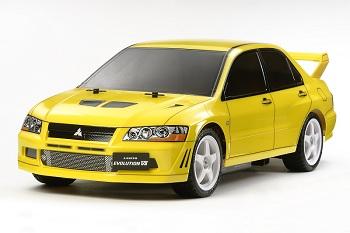 Tamiya Mitsubishi Lancer Evolution VII (TT-01 Type-E)