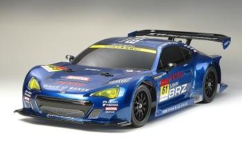Tamiya Subaru BRZ R&D Sport (TT-01 Type-E)