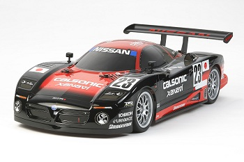 Tamiya Nissan R390 GT1 (TT-01 Type-E)