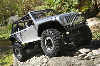 Axial RTR SCX10 Jeep Wrangler Unlimited Rubicon