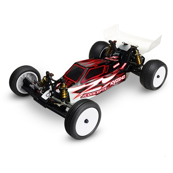JConcepts Kyosho RB6 Finnisher Body