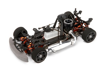 Hot Bodies R10 Nitro Touring Car Kit