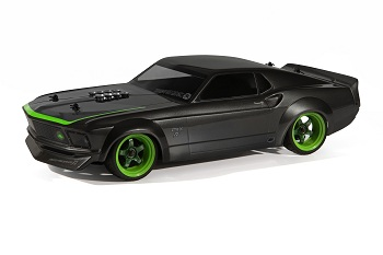 HPI RTR Sprint 2 Sport With Vaughn Gittin Jr. 1969 Ford Mustang RTR-X Body