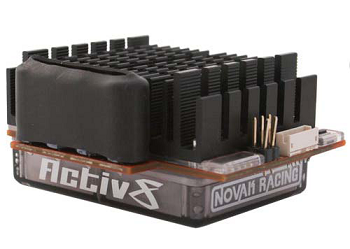 Novak Activ8 ESC Now Available With Super-Tuner Firmware