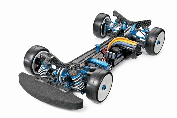 Tamiya TRF417 V5 Premium Package Chassis Kit