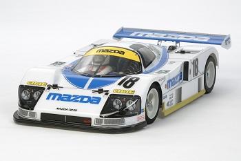 Tamiya Mazda 787B No.18 Le Mans 24 Hours 1991 (RM-01)
