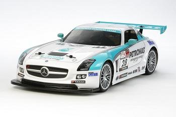 Tamiya Petronas Syntium Mercedes-Benz SLS AMG GT3 (TA06)