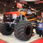 E-Powered Bigfoot 20 at SEMA 2012