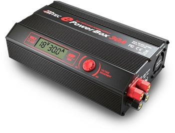 Hitec ePowerBox 30 30-Amp AC Power Supply