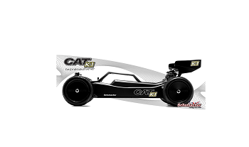Teaser: Schumacher CAT K1 1/10 Competition 4WD Buggy