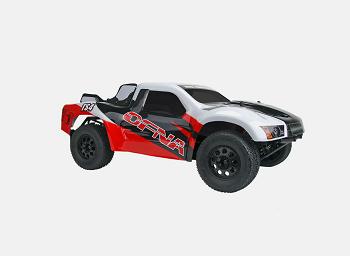 OFNA TS4sc Pro 4WD Short Course Truck Roller