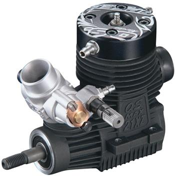 O. S. Engine 21XZ-M Speed Inboard Marine Engine