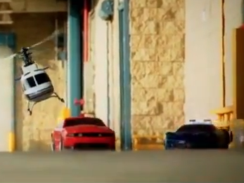 The Greatest R/C Car Chase Ever [Video]