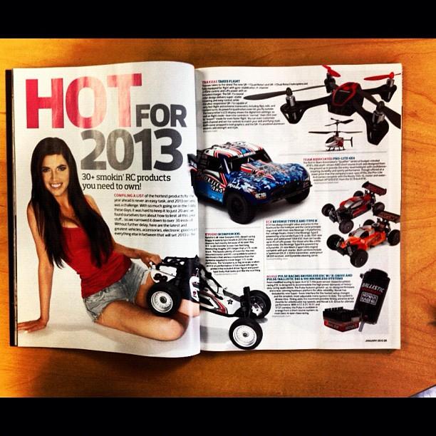 Hot For 2013 [Sneak Peek]