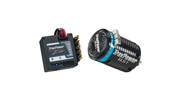 TrakPower MS Series Brushless Power Systems