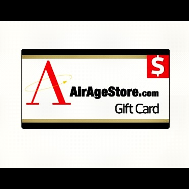 Air Age Store Gift Cards Now Available!