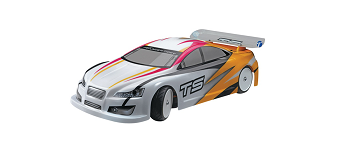 Thunder Tiger RTR TS2e Touring Car