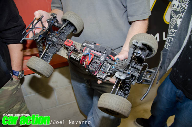 Uncovered – New Tekno RC SCT410 1/10th 4WD Short Course Truck