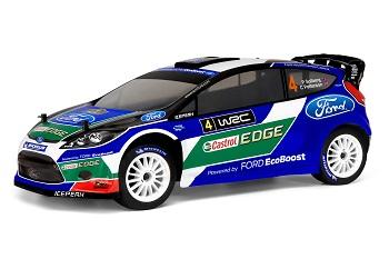 HPI RTR WR8 Flux 3.0 Ford Fiesta RS WRC
