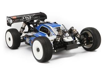 HB D812 1/8 Nitro Buggy Kit