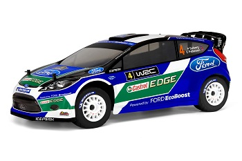 HPI RTR WR8 3.0 Ford Fiesta RS WRC
