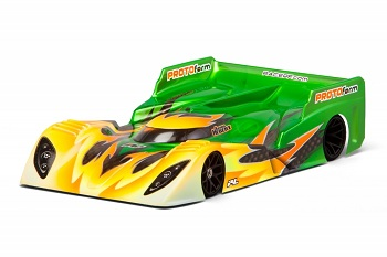 PROTOform TR-12 Light Weight Clear Body For 1/12 On Road Cars