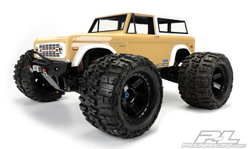 Pro-Line Early December 2012 New Releases