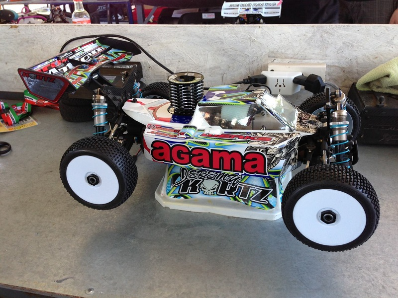 New Gear Debuts At The 2012 IFMAR 1/8 Off-Road World Championships
