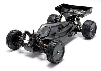 Schumacher CAT K1 1/10 Competition 4WD Off-Road Buggy