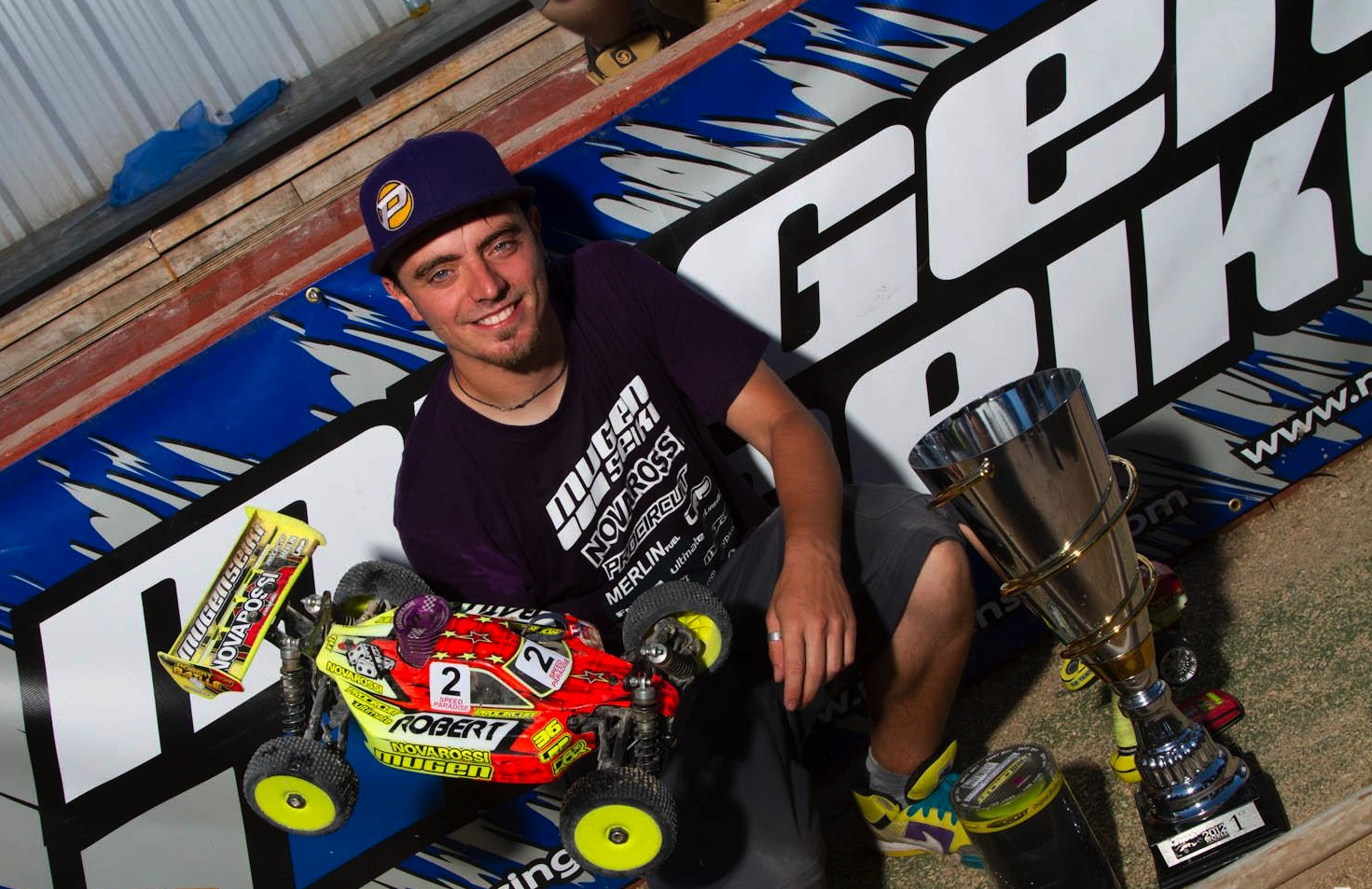 2012 IFMAR Worlds Argentina – Robert Batlle is World Champion!