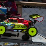 Team Associated's Ryan Cavalieri is a two-time National Champ in this class.