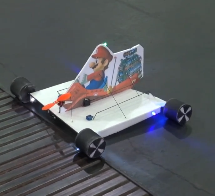 SUPER Mario Kart…..Flyers? [Video Of The Week]