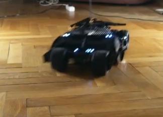 Radio Control Batmobile [Video Of The Week]